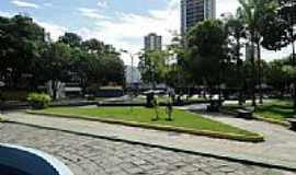 Itabuna - Praça Camacan no centro de Itabuna-Foto:cerrado