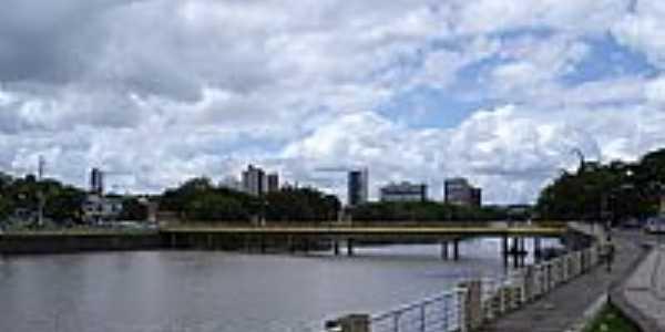 Beira rio em Itabuna-Foto:cerrado