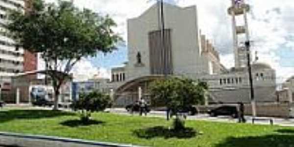 Catedral de S�o Jos� em Itabuna-Foto:cerrado