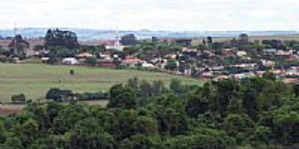 Vista da cidade-Foto:Benone Ferreira de O…
