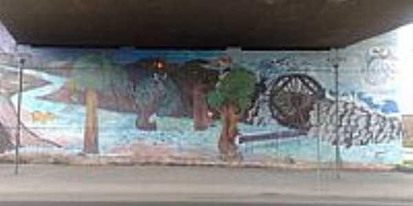 Pintura no Viaduto-Foto:kuchenny