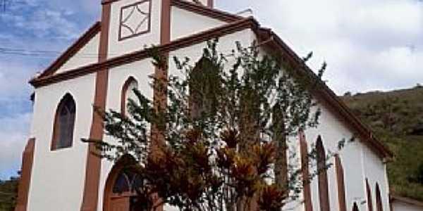 Afonso Arinos-RJ-Igreja de Santo Antônio-Foto:Raymundo P Netto