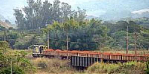 Ponte Ferroviária por Jorge A Ferreira Jr