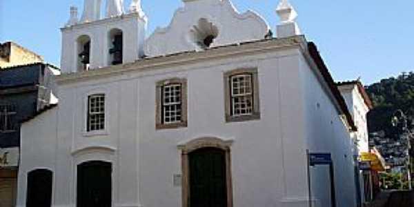 Angra dos Reis-RJ-Igreja de Santa Luzia-Foto:RicodeAngra