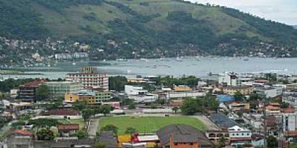 Angra dos Reis-RJ-Vista parcial da cidade-Foto:Josue Marinho