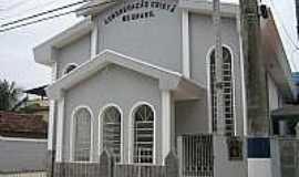 Anta - Igreja da Congrega��o Crist� do Brasil-Foto: Antonio Vitorino de Souza