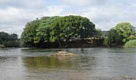 Aperibé - Rio Pomba em Aperibé-Foto:sergio couto