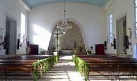 Areal - Interior da Igreja de N.Sra.das Dores-Foto:Raymundo P Netto