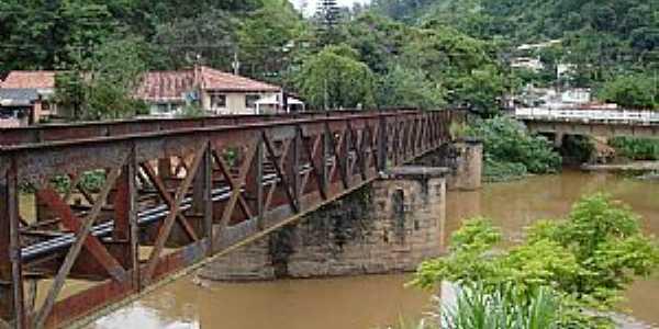 Areal-RJ-Ponte Ferroviária da Leopoldina-Foto:Pedro Rezende