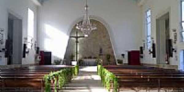 Interior da Igreja de N.Sra.das Dores-Foto:Raymundo P Netto