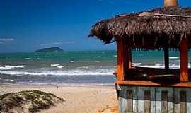B�zios - Praia  Rasa / B. Formosa V�rios acessos levam a extensa faixa de areia Foto: Editoria B�zios Online / AF