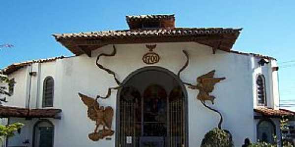 Búzios-RJ-Igreja de N.Sra.Desatadora dos Nós-Foto:trekearth.com
