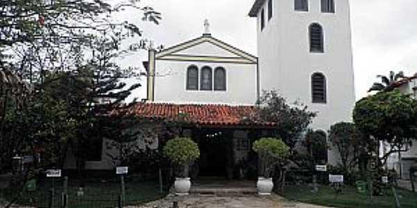 Búzios-RJ-Igreja de Santa Rita de Cássia-Foto:RiodeJaneiroAqui