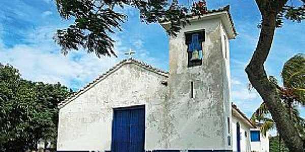 Búzios-RJ-Igreja de Sant´Ana padroeira da cidade-Foto:loucosporpraia.com.br