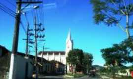 Barão de Juparana - Igreja N.S.do Patrocínio - 1881, Por Mércia Silva