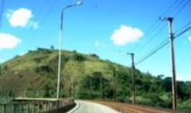 Barão de Juparana - Rodo-ferrovia sobre o rio paraíba do sul-Juparanã  , Por mercia silva