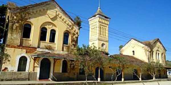 Antiga estação de trem