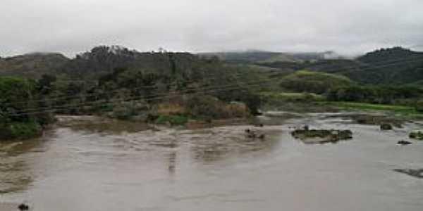 Rio Paraiba do Sul.