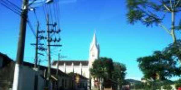 Igreja N.S.do Patrocínio - 1881, Por Mércia Silva