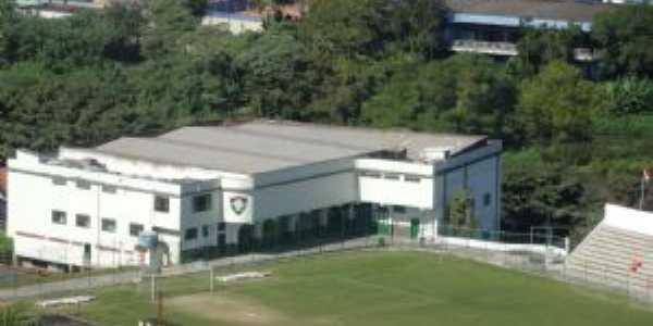 Barra do Piraí - Royal Sport Clube - Bairro de Santanna, Por Vicente Siqueira