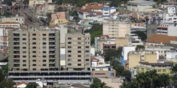 Centro de Barra do Piraí - Edifício Portal da Barra, Por Vicente Siqueira