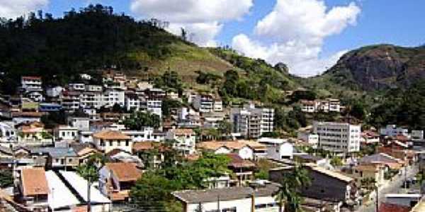 Bom Jardim-RJ-Vista parcial da cidade-Foto:www.connhecer.tur.br