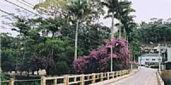Ponte do Maravilha em Bom Jardim-Foto:ViníciusF