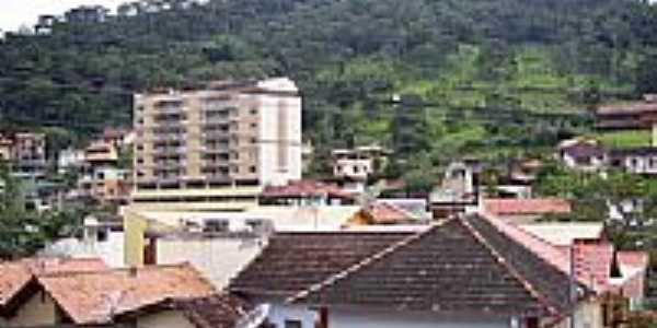 Vista parcial da cidade de Bom Jardim-Foto:Kosuzu