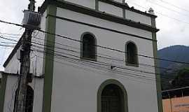 Cachoeiras de Macacu - Cachoeiras de Macacu-RJ-Igreja do Sagrado Cora��o de Jesus-Foto:Victor Gabriel
