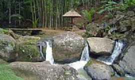 Cambuci - Balneário Santa Inêz em Cambuci-Foto:Hemerson Vieira Braz
