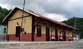 Cambuci - Cambuci-RJ-Estação Ferroviária em 2006-Foto:Carlos Latuff