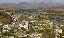Cambuci - Vista da cidade de Cambuci-Foto:Hemerson Vieira Braz