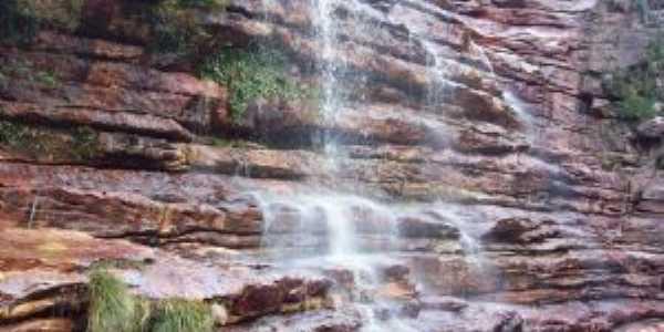 cachoeira bom jardim em itaet� bahia colonia, Por Val Marques