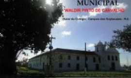 Campos dos Goytacazes - Arquivo P�blico Municipal Waldir Pinto de Carvalho (25/10/2011), Por Jo�o Pimentel