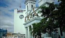 Campos dos Goytacazes - Catedral do Sant�ssimo Salvador-Foto:Sergio Falcetti