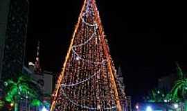 Campos dos Goytacazes - Natal na Praça São salvador em Campos dos Goytacazes-Foto:Urias E. Takatohi