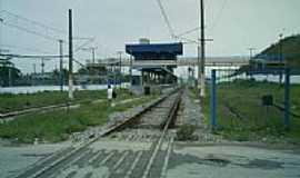 Campos Elíseos - Estação Ferroviária por Luiz Augusto Barroso
