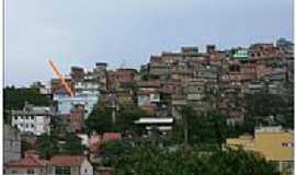 Cantagalo - Cantagalo-RJ-Vista parcial do Morro-Foto:turismo.culturamix.com