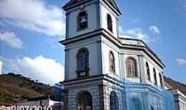 Cantagalo - Igreja do Santíssimo Sacramento em Cantagalo-Foto:Sergio Falcetti