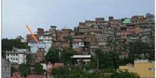 Cantagalo-RJ-Vista parcial do Morro-Foto:turismo.culturamix.com