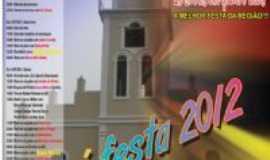 Carabuçu - Programação da festa julho 2012, Por Carabuçu