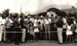 Carabuçu - Inauguração de ponte em carabuçu, Por Carabuçu