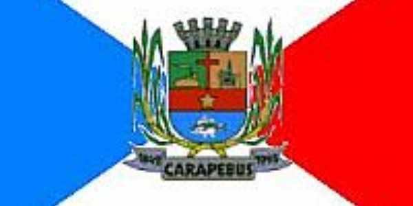 Bandeira da cidade de Carapebus-RJ