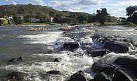 Cardoso Moreira - Cachoeiras no Rio Muriae em Cardoso Moreira-Foto:Herinelson