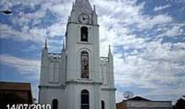 Cardoso Moreira - Igreja de S�o Jos� em Cardoso Moreira-Foto:Sergio Falcetti