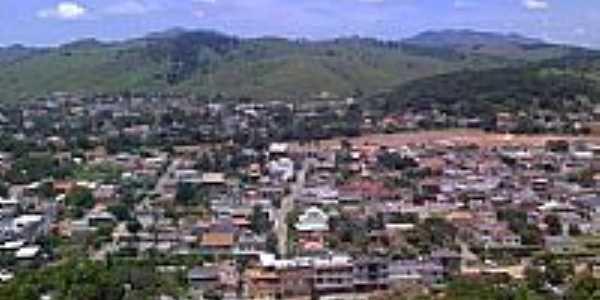 Vista panorâmica de Cardoso Moreira-Foto:Herinelson