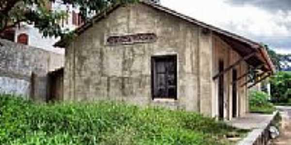Antiga Estação Ferroviária-Foto:Jorge A. Ferreira Jr…