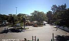 Casimiro de Abreu - Praça do Penteco em Casimiro de Abreu-Foto:Sergio Falcetti