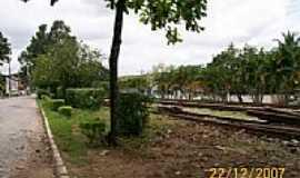 Casimiro de Abreu - Trilhos da Ferrovia em Casimiro de Abreu-Foto:RYDOJ