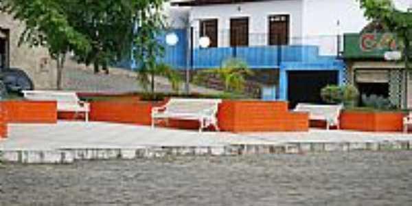 Itag�-BA-Pra�a Tiradentes-Foto:lenilton